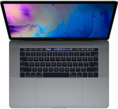 "Ноутбук Apple MacBook Pro 15 with Retina display Mid 2019 (Intel Core i7 2600 MHz/15.4""/2880x1800/16GB/256GB SSD/DVD нет/AMD Radeon Pro 555X/Wi-Fi/Bluetooth/macOS)"